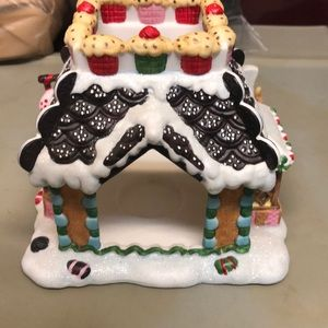 PartyLite Holiday - Retired Partylite Gingerbread Village #2